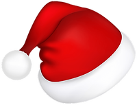 4-christmas-santa-claus-red-hat-png-imag