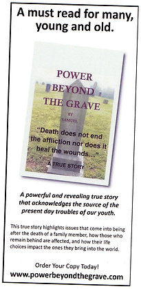 Power Beyond The Grave Online Copy