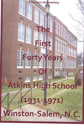 ATKINS HIGH SCHOOL- WINSTON-SALEM,NC
