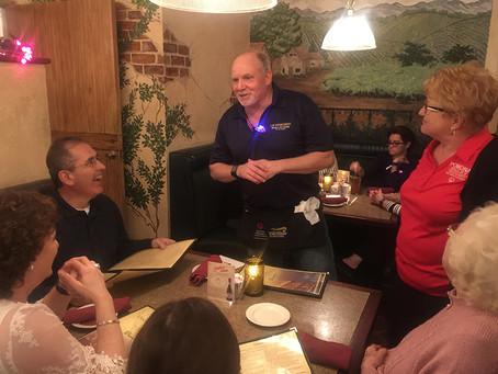 Spaghetti Eddie's to Host Tip-A-Cop Fundraiser
