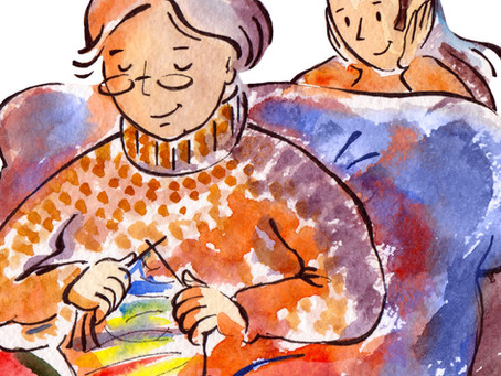 Back to School Knitting!