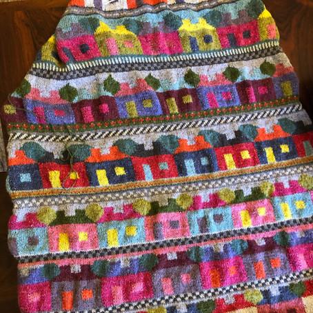 Monogamous Knitting