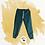 Thumbnail: Conjunto Verde Pintado Infantil