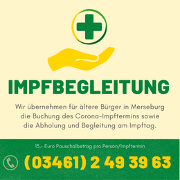 Impfbegleitung Merseburg