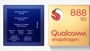 La Qualcomm ha presentato il nuovo Snapdragon 888 - un balzo triplo carpiato in avanti.