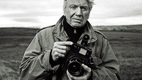 Un biopic su Don McCullin diretto da Angelina Jolie ed interpretato da Tom Hardy