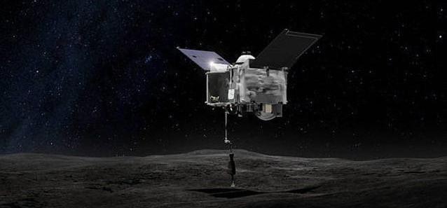 La sonda OSIRIS-REx della NASA