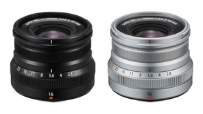 Fujifilm 16mm F2.8 resistente alle intemperie in arrivo a marzo.