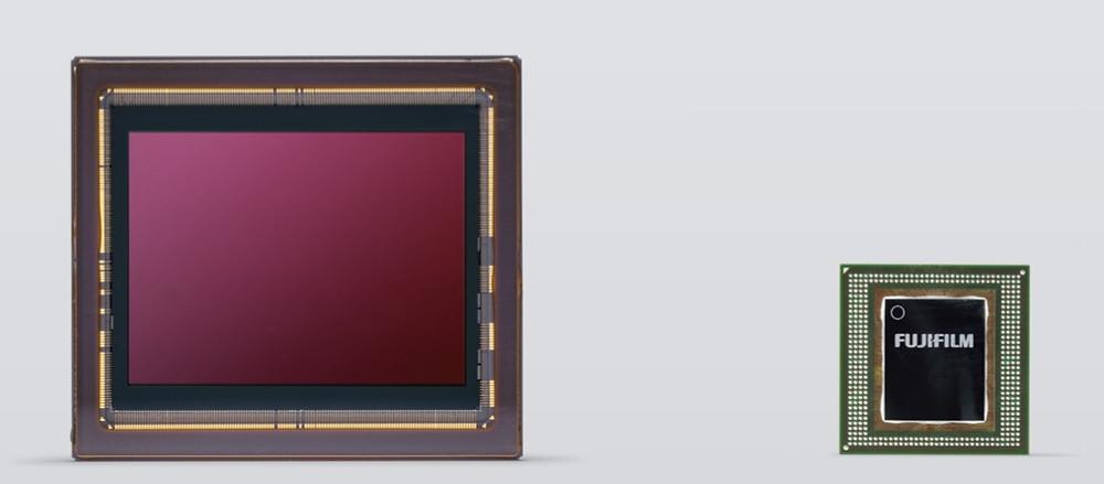 sensore Large Format