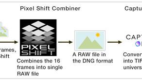 Aggiornamento firmware per la Fuji GFX100 che porta l'acquisizione a 400 megapixel