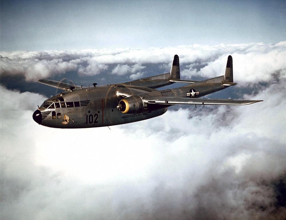 Aerei C-119