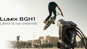 Panasonic presenta la Lumix BGH1, una fotocamera Micro Quattro Terzi modulare