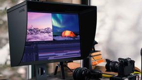I migliori Monitor per Fotoritocco e Foto Editing.