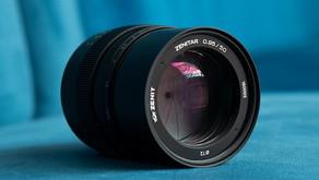 Zenit annuncia un obiettivo completamente manuale da 50 mm F0.95 per le fotocamere full-frame Sony