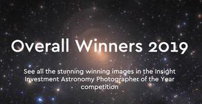 Rivelati i vincitori dell'Astronomy Photographer of the Year 2019