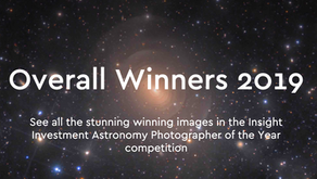Rivelati i vincitori dell'Astronomy Photographer of the Year 2019