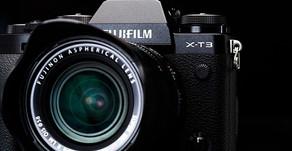 Fujifilm rilascia aggiornamenti minori del firmware per la sua fotocamera mirrorless X-T3