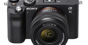 Sony annuncia la fotocamera mirrorless full frame a7C da 24 MP compatta e adatta ai viaggi