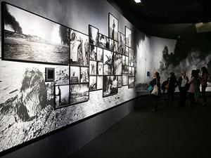 Foto mostra Paolo Pellegrin