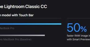 Nuovi MacBook a 8 core, fino al 75% più performanti, con un pensiero ai Fotografi.