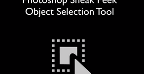 Object Selection Tool - in arrivo questo fantastico tool per Photoshop