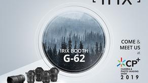 Il produttore svizzero di lenti Irix Tenta di espandersi nel mercato giapponese!