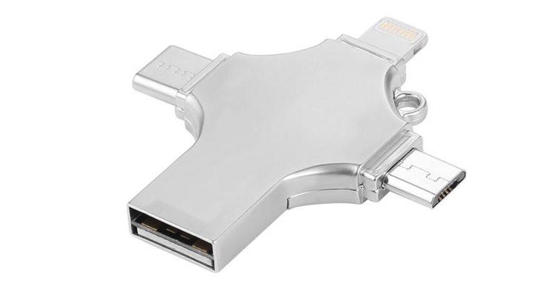 USB 4 in 1
