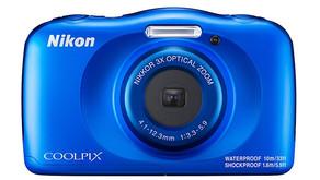 Nikon presenta la fotocamera digitale, impermeabile, per bambini COOLPIX W150