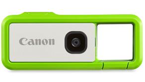 Nata come concept a marzo di questo anno, Canon presenta la  IVY REC