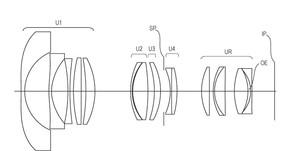 Un brevetto Canon mostra un obiettivo F1.4 RF ultraveloce da 14-21 mm