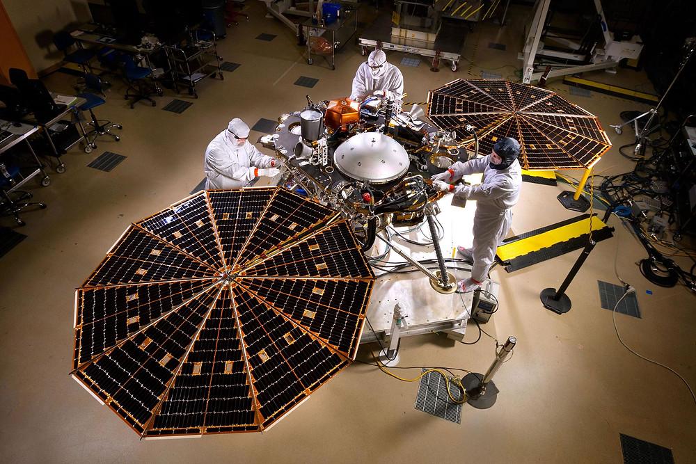 Foto NASA / JPL-Caltech / Lockheed Martin, utilizzata in Public Domain