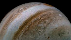 La sonda Juno della NASA condivide una bellissima foto di Giove