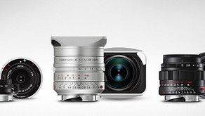 Leica lancia versioni in edizione limitata di tre obiettivi M classici