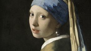 """Una scansione da 10 miliardi di pixel della """"Ragazza con l'orecchino di perla"""" di Vermeer"""