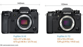 Aggiornamenti firmware importanti per la Fuji X-T3 e correzioni minori per la Fuji X-H1