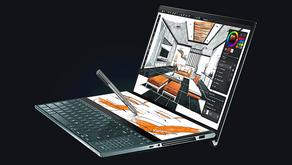 Il nuovo Asus Zenbook Pro Duo, un prodotto ottimo per fotografi e videomakers, ed è in grado di visu
