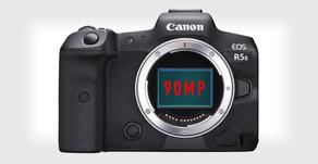 """Rumors : Canon sta già testando una EOS """"R5s"""" con sensore da 90 MP"""