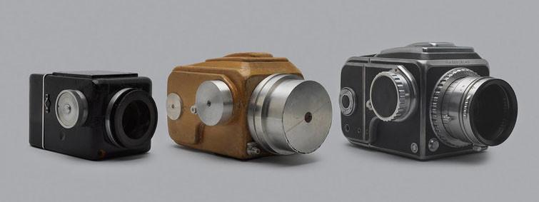 La 1600F ed i suoi modelli preparatori in legno