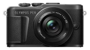 Olympus annuncia PEN E-PL10 con uno schermo ribaltabile (ma solo per il mercato cinese e giapponese)