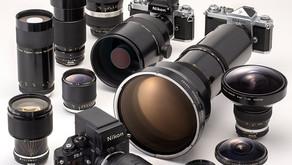 La mostra al Nikon Museum espone 60 rari prototipi di obiettivi! Peccato sia a Tokio.