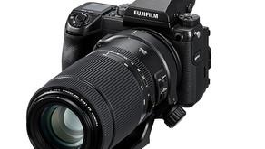 Fujifilm annuncia obiettivo GF 100-200mm F5.6 R LM OIS WR, per il sistema GFX!