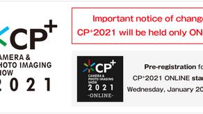 Ha senso una fiera fotografica solo online? Il CP+ 2021 sarà disponibile solo online
