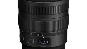 Nikon annuncia l'obiettivo Z 24-70mm f/2.8 S, il primo zoom di livello professionale per le foto