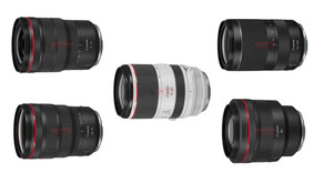 Canon sta per annunciare tra i 5 e gli 8 obiettivi per sistemi mirrorless!