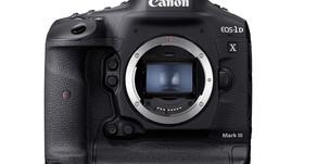 1D X Mark III: Canon ne annuncia finalmente lo sviluppo