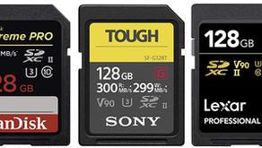 Schede SD per fotocamere, quale scegliere? Ecco l'elenco aggiornato