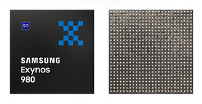 Il chipset Samsung Exynos 980 supporta immagini da 108 MP, video 4K a 120 fps