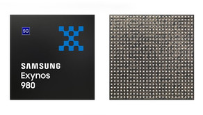 Il chipset Samsung Exynos 980 supporta immagini da 108 MP, video 4K a 120 fps