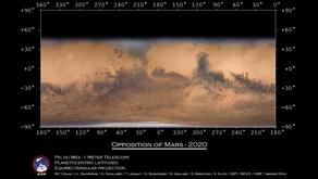 Una straordinaria Mappa della superficie di Marte!