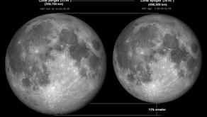 Eclissi della Super Luna Rossa tra il 20 e il 21 gennaio!